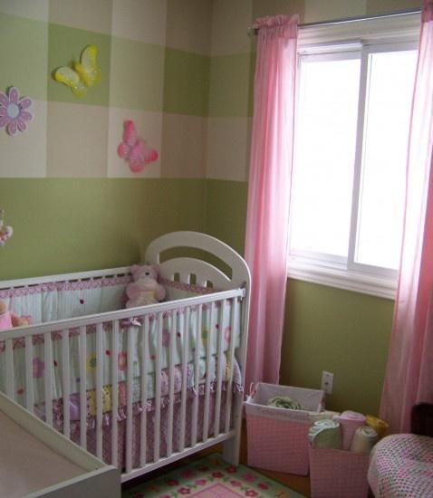 decoracao quarto de bebe jardim encantado : decoracao quarto de bebe jardim encantado:Quarto de bebê: Jardim – Bagagem de MãeBagagem de Mãe