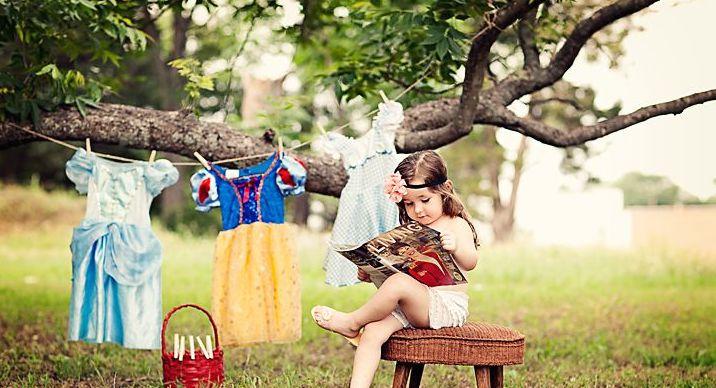 lavar as roupas do bebe