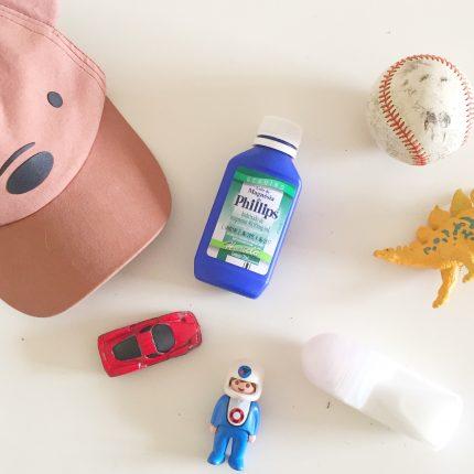 desodorante infantil caseiro