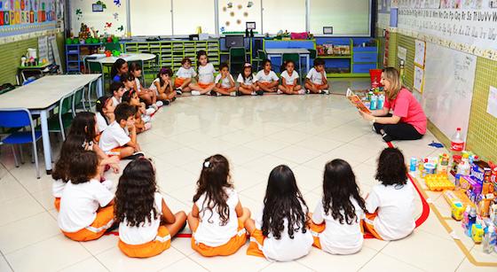escola montessoriana