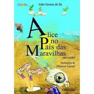 Alice no país das maravilhas em cordel